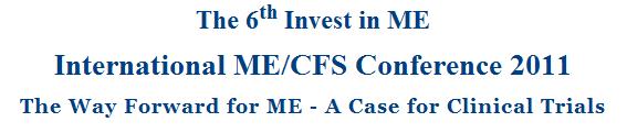 Referat fra Invest in ME sin 6. ME-konferanse